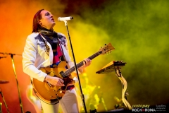 Arcade Fire live in Rock in roma 2014