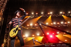 Green Day live in Rome