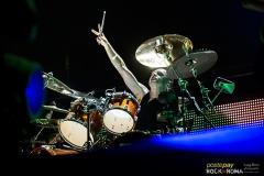 Metallica live in Rock in Roma 2014
