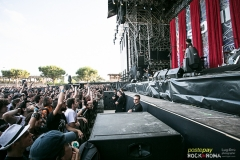 Alice in Chains live in Rock in Roma 2014