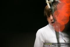 Miles Kane live in Rome
