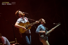 the lumineers live in Rome
