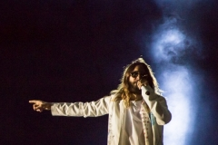 30 seconds to mars live in rome